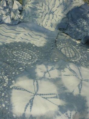 Vintage table cloth4 &serviette5