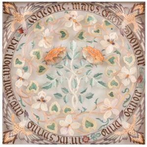 May Morris - Maids of honour